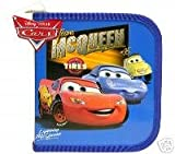 Disney Cars Cd Dvd Holder Case