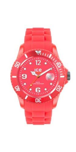 Ice-Watch Ss.Nrd.Bb.S Ice-Flashy Neon Red Big Big Watch