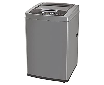 LG T7567TEELH Fully-automatic Top-loading Washing Machine (6.5 Kg, Middle Free Silver)