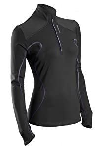 Sugoi Women's MidZero Zip - Black, Medium