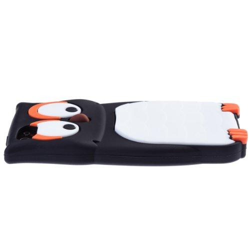 Zooky nero silicone gufo cover case custodia per for Sq ft prezzo per costruire casa