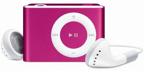 Apple iPod shuffle 1GB Pink