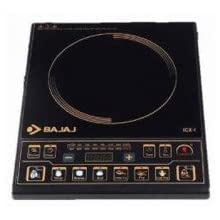 Bajaj Majesty ICX 4 1900-Watt Induction Cooktop