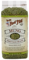 Bob's Red Mill Mung Beans, 27 oz