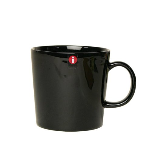 [イッタラ] iittala TEEMA(ティーマ) マグカップ 300ml BLACK [並行輸入品]