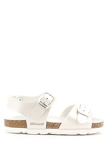 Grunland Aria bambina, pelle liscia, sandali, 22 EU