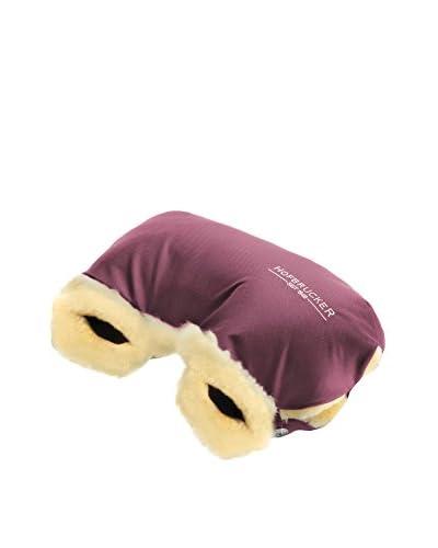 Hofbrucker seit 1948 Manoplas para el carrito (piel de cordero) Ciruela