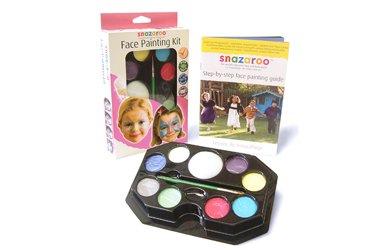face painting kit for kids - girl