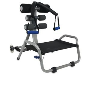 Total Core 2 Ab Machine Ergonomic Workout Machine