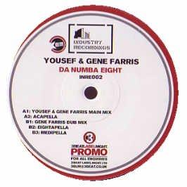 Yousef & Gene Farris - Da Numba Eight
