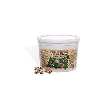 Lafeber S Nutri Berries Classic Parrot Food Tub