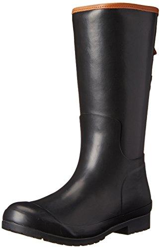 Sperry Top-Sider Women's Walker Mist Rain Boot, Black, 7 M US (Good Rain Boots compare prices)