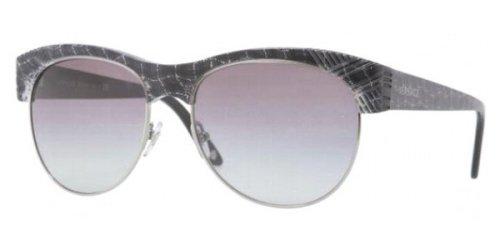a4973d9124fc Versace VE4222 Sunglasses (957 11) Black Web Silver Gray Gradient
