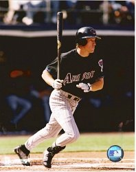 Steve Finley Arizona Diamondbacks 8x10 Photo #1