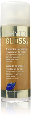 Phyto Phytogloss Express Colour Restoring Care Golden Highlights 145ml by Phyto