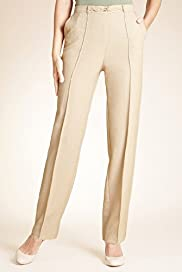 Classic Collection Straight Leg Pull On Trousers