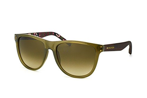 Tommy Hilfiger Tommy Hilfiger 1112/S Sunglasses Green / Brown Gradient
