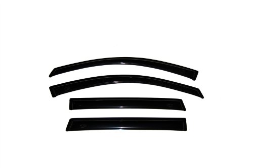 Auto Ventshade 94348 Original Ventvisor Window Deflector, 4 Piece (1998 Saturn Sl2 Sun Visor compare prices)