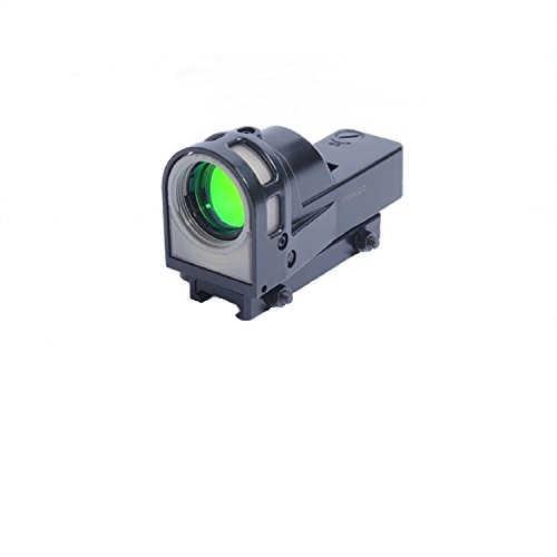 879015004361 - Meprolight Self-Powered Day/Night Reflex Sight with Dust Cover Triangle Reticle carousel main 0