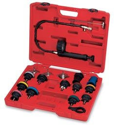 FJC 43658 Radiator and Radiator Cap Pressure Test Kit