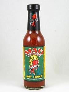 Mad Anthony's Hot Sauce - Van Halen