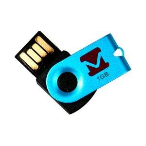 MyMemory MyMini 1GB USB Flash Drive by MyMemory