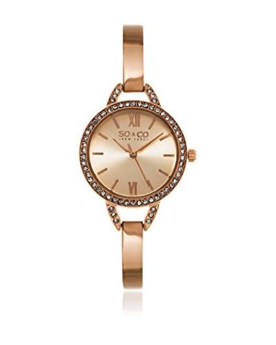 So&Co New York Uhr mit japanischem Quarzuhrwerk Woman GP15588 30 mm