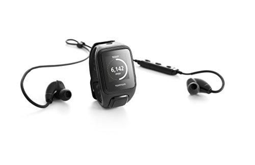 TomTom Spark Music Small Black (Headphones Bundle)