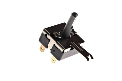 Ge We4M519 Rotary Start Switch For Dryer front-11892