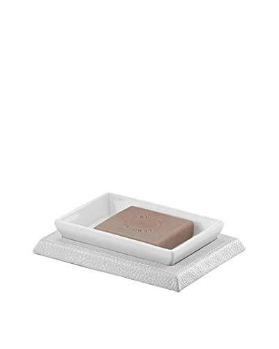 Gedy by Nameek's Kyoto Soap Dish, White