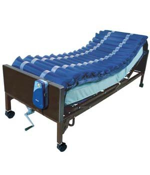 """Drive Medical 14025M Med Aire 5"""" Mattress Only front-132372"""