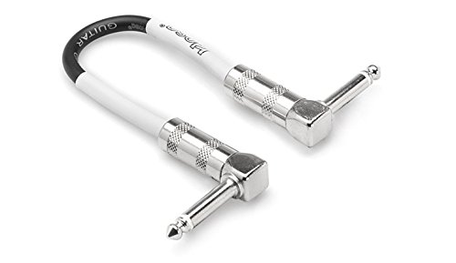 Hosa Cpe112 Guitar Patch Cable, 12-Inch