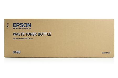 Epson Aculaser CX 28 DNC - Original Epson C13S050498 - Collecteur de Toner Usagé -