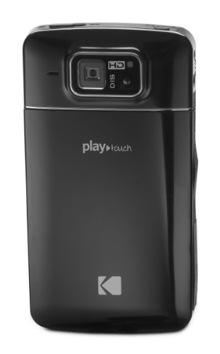 Kodak PlayTouch Video Camera (Black)