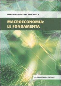 Macroeconomia: le fondamenta