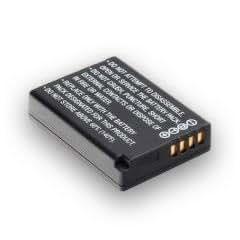 Batterie de qualité - Batterie pour Panasonic Lumix DMC-TZ7 - 895mAh - 3,6V - Li-Ion