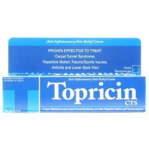 Topricin - Jar, 4 oz ( Multi-Pack)