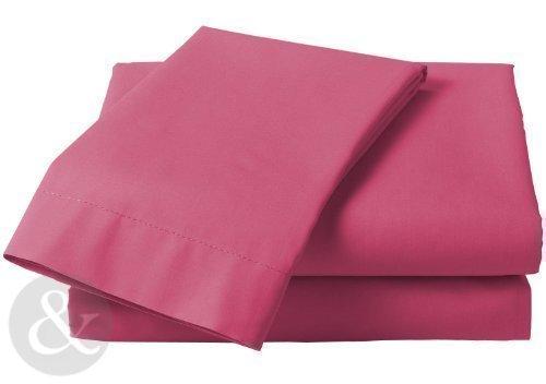 Just contempo lenzuola con angoli biancheria da letto a - Amazon biancheria letto ...