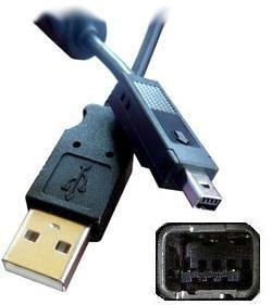 Cable usb fuji finepix pas cher for Fujifilm finepix s5600 prix neuf