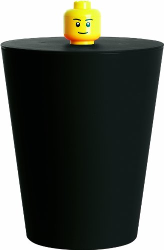LEGO Lizenzkollektion 40601733 – Multifunktionskorb, schwarz günstig online kaufen