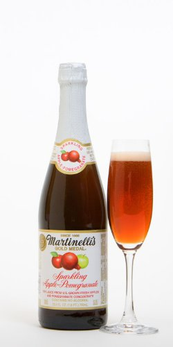 Martinelli's Sparkling Apple-Pomegranate (6/25.4 oz)