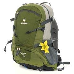 deuter futura 22 sl backpack pine bamboo 32 litres amazon. Black Bedroom Furniture Sets. Home Design Ideas