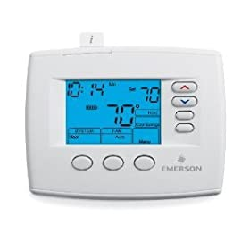1F85-0471 WHITE RODGERS Programmable thermostat BLUE UNIVERSAL SINGLE STAGE MULTI-STAGE OR HEAT PUMP