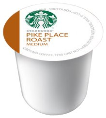 Starbucks K cup - Pikes Place - 30 Pack (3 x 10 Count Boxes)