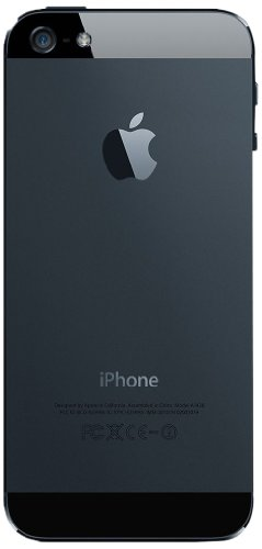 Apple iPhone 5 32GB black ohne Simlock, ohne Vertrag