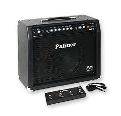 Palmer Fat Series Tube Guitar Combo 50 Watt Amplifier