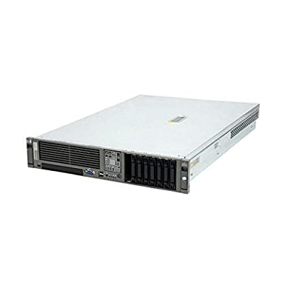 HP ProLiant DL380 G5 8 Bay Server 3.00GHz 5160 Dual Core 24GB 8x146GB 10K SAS 2 PSU P400 DVD-ROM