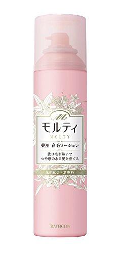 モウガLモルティ 薬用育毛ローション180g 女性用育毛剤 (医薬部外品)