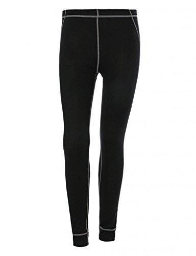 Sportown™ Women'S Merino Wool Lightweight Bottom Sports Leggings Base Layer Pant, M