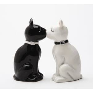 Chic Thoughts Random Awesome Salt And Pepper Shakers